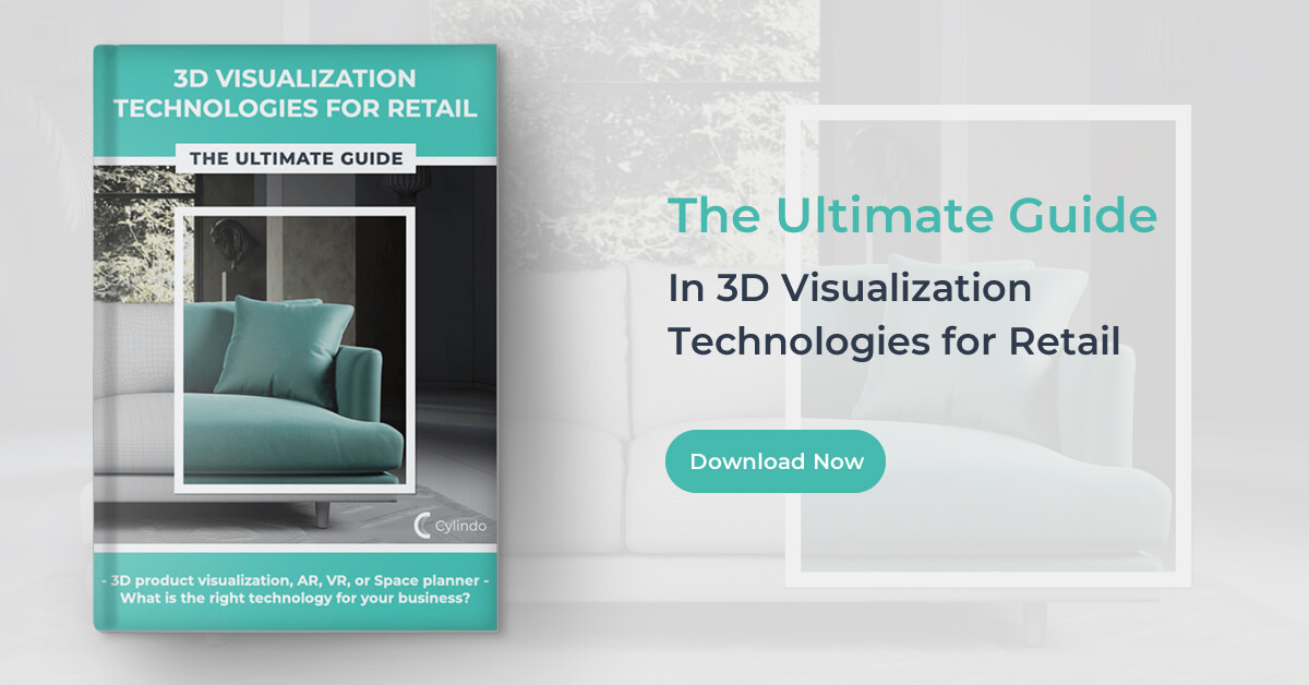 ultimate guide in 3d visualization technologies for retail