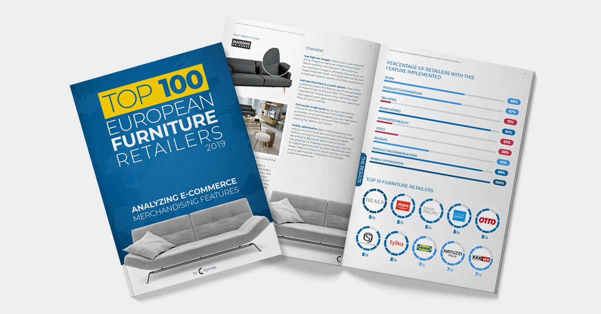 Top 100 European Reatilers Report