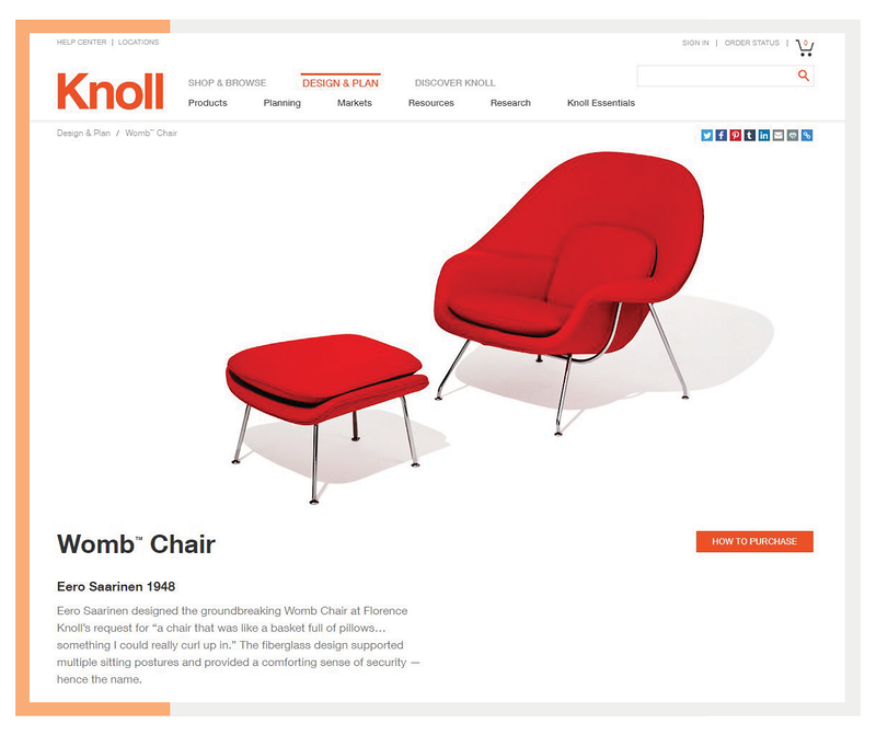 knoll-product-page