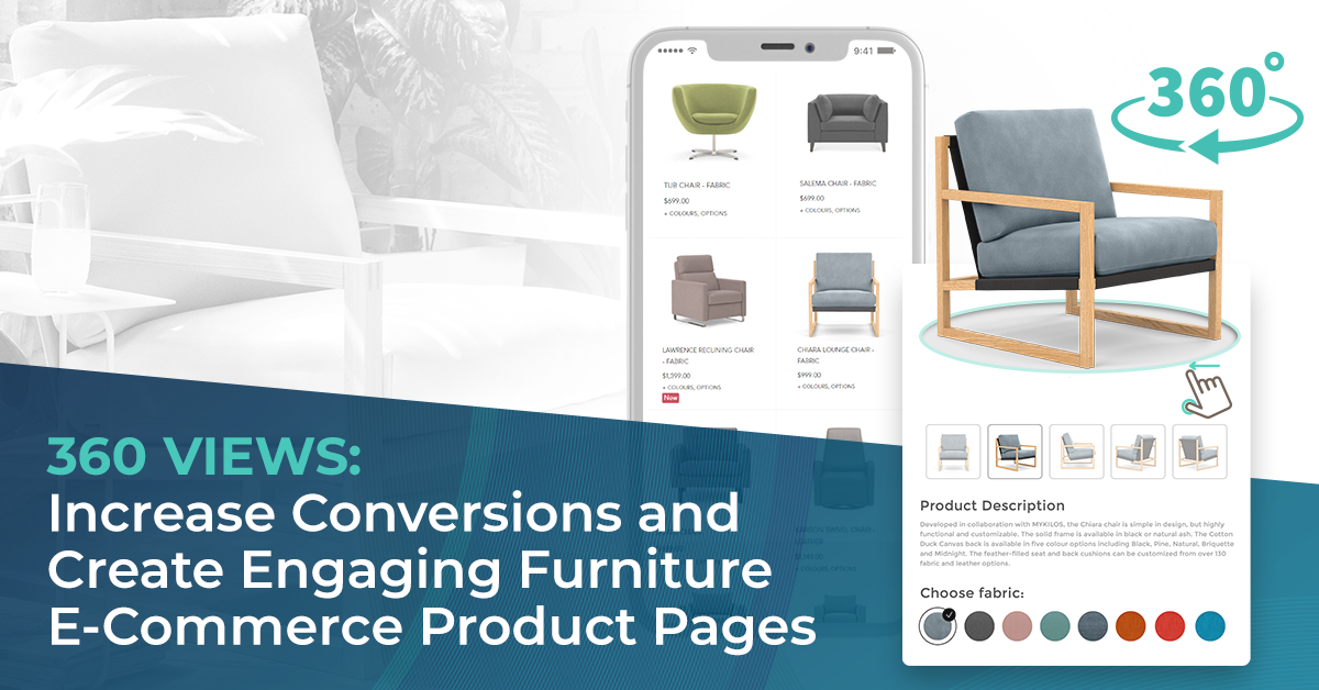 360 Views For High-Converting Product Pages: 2 Examples Of Furniture Businesses Doing It Right