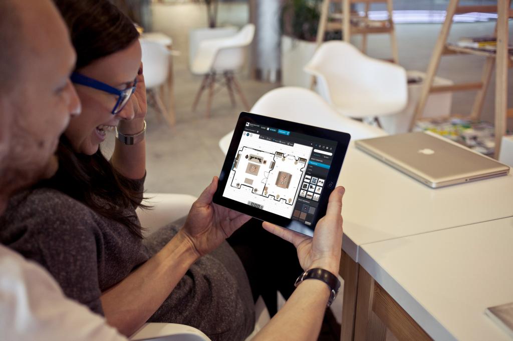 Room Planner iPad