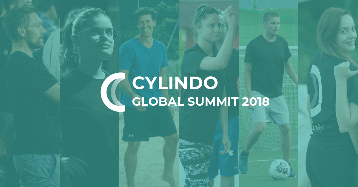 Cylindo Global Summit 2018: Blazing Trails Into the Future of Product Visualization