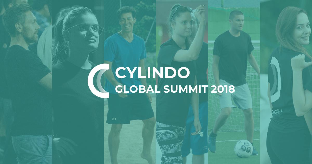 Cylindo Global Summit 2018