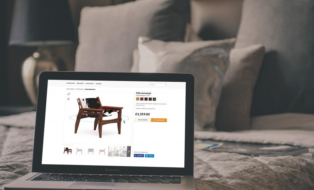 Furniture Viewer