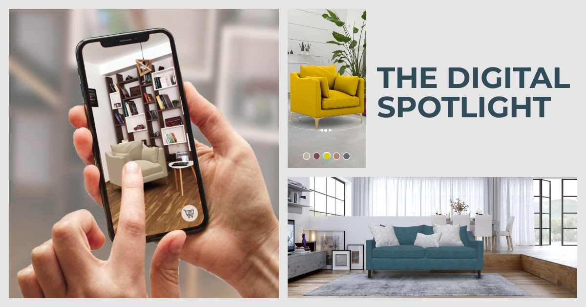 Digital Spotlight #17 - Web-native AR is the Road to Mainstream Adoption in Furniture Shopping