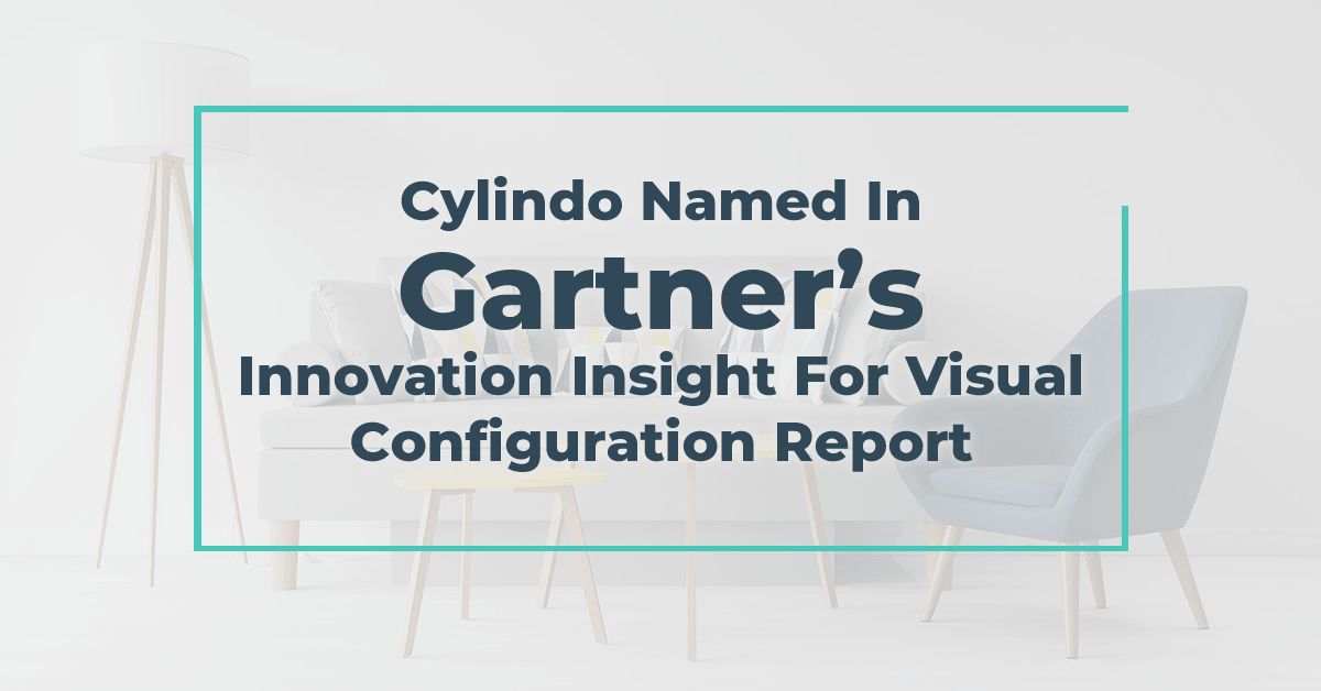 Cylindo Named in Gartner's Innovation Insight for Visual Configuration Report