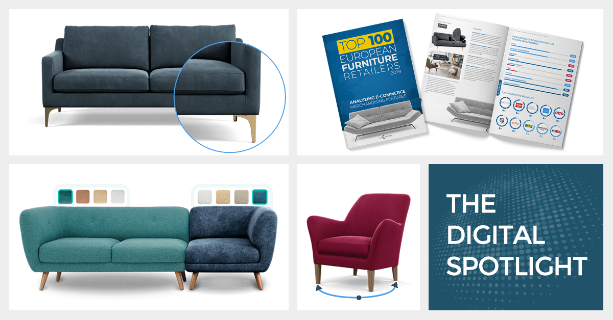 Digital Spotlight #18 What Are Some Of The Most Important E-commerce Merchandising Features For Furniture Retailers?