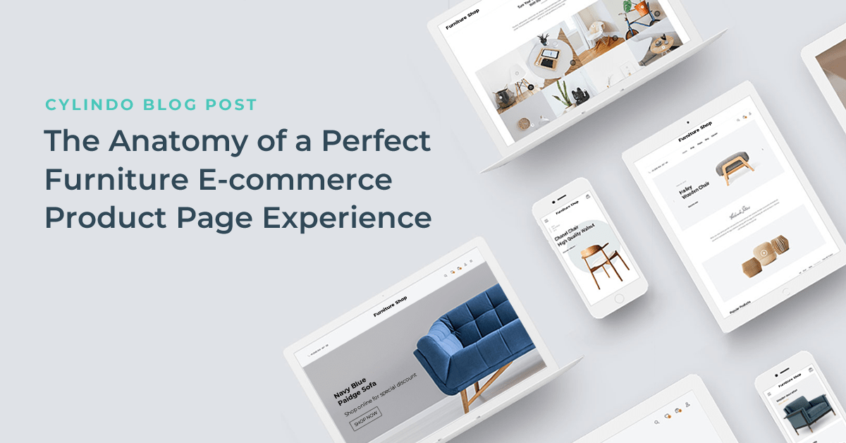 The Anatomy of a Perfect Furniture E-commerce Product Page Experience