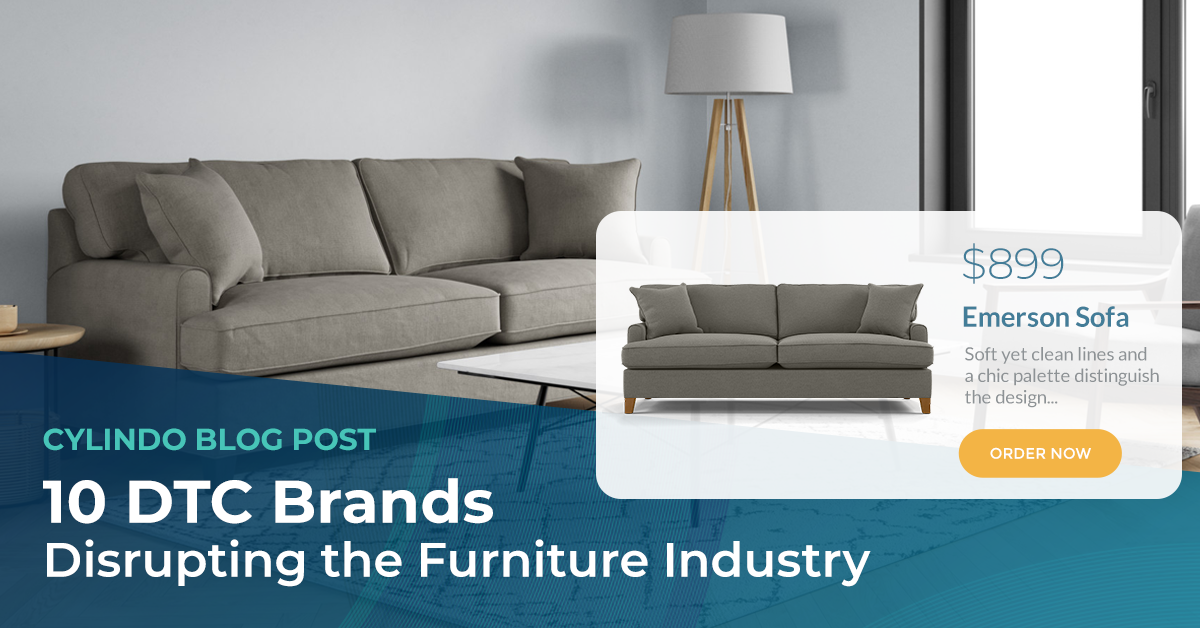 10 DTC Brands Disrupting the Furniture Industry